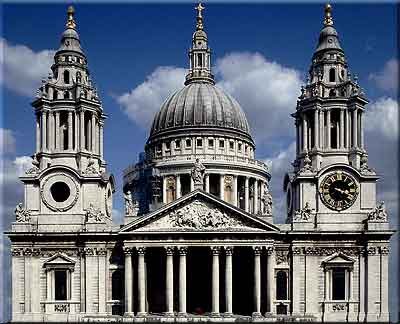 St. Paul's Cathedral - The best places to visit in London ...