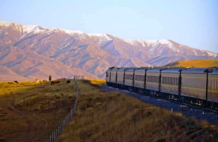 Golden Eagle Trans-Siberian Express - Exciting journey