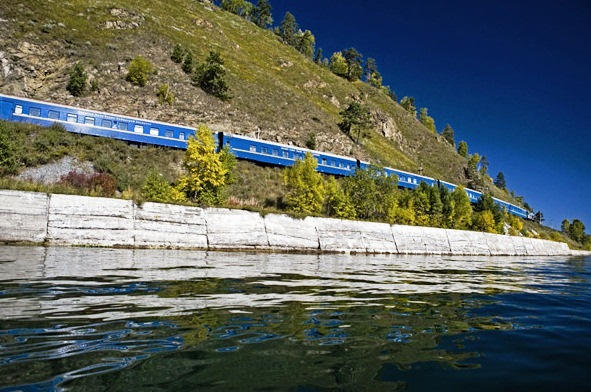 Golden Eagle Trans-Siberian Express - Memorable trip