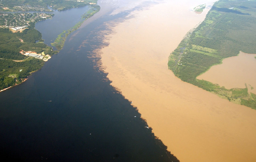 The Amazon River - Mighty Amazon