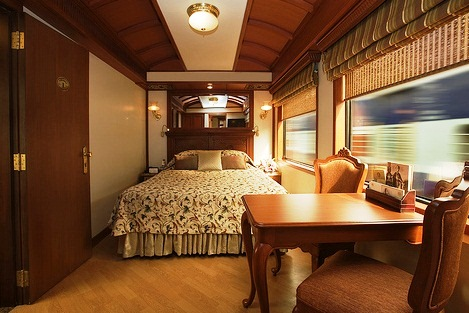 Maharajas' Express - Great interior