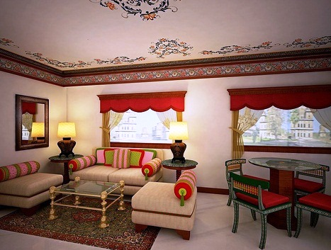 Maharajas' Express - Veritable design