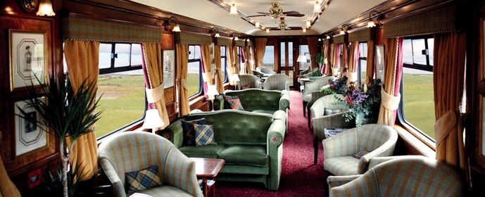 The Royal Scotsman Train The Most Luxury Trains In The World