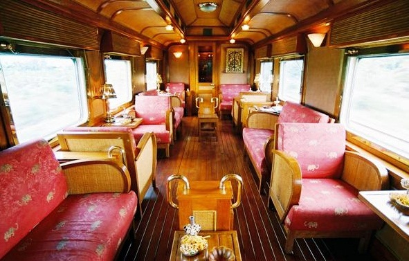 Eastern & Oriental Express - Superb design