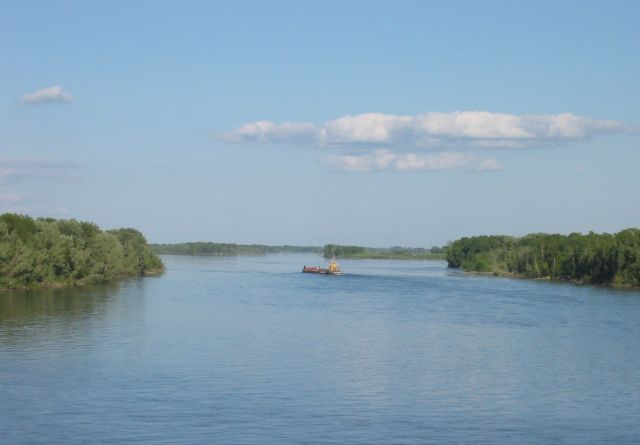 Destinations -> the longest rivers in the world -> the ob river