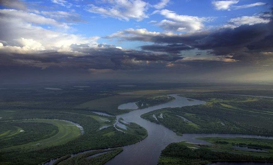 The Ob River - The Longest Rivers in the World