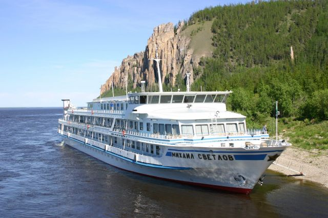 The Lena River - Cruise on the river