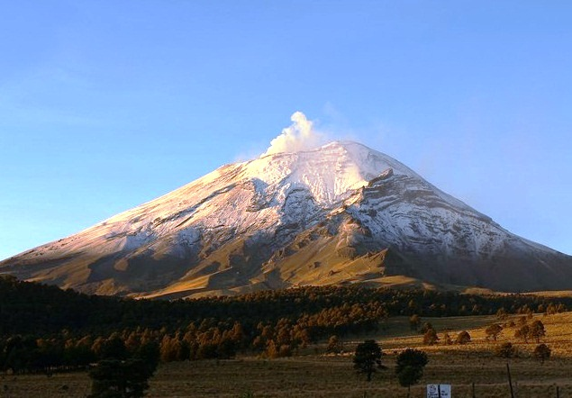 Popocatepetl Peak - Fantastic destination