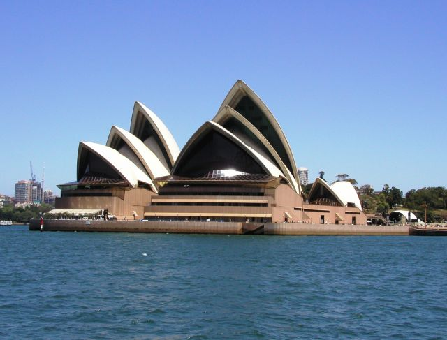 The Sydney Opera House  - Amazing Opera House