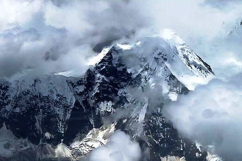 Namjagbarwa Peak - Splendid beauty