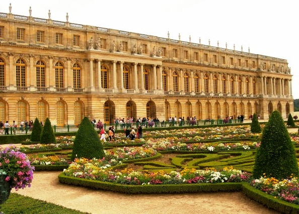 The Versailles Gardens The Most Beautiful Botanical Gardens In The World