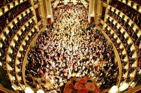 Vienna Opera House - Important event