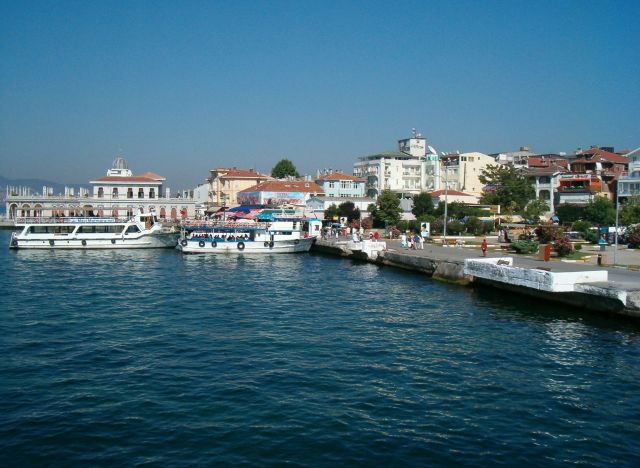 The Marmara Sea - Buyukada