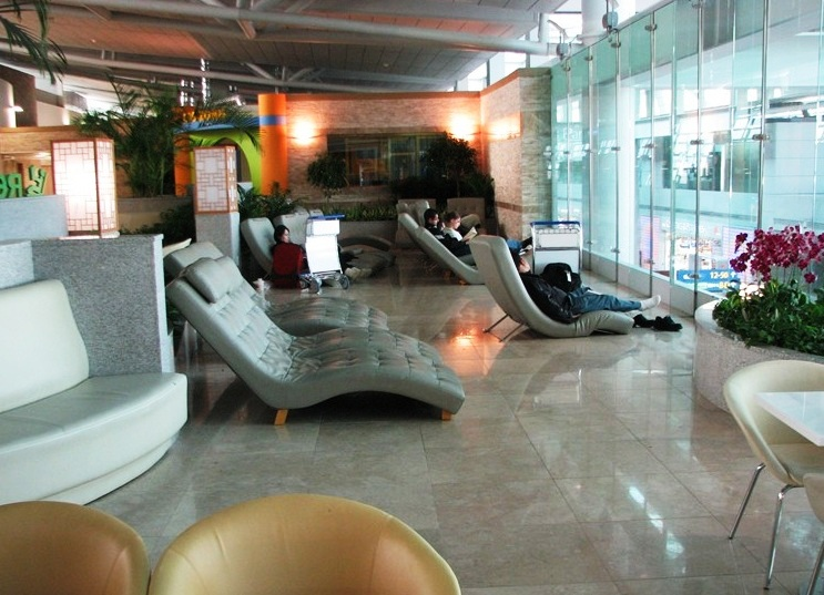 Incheon International Airport - Relaxing space