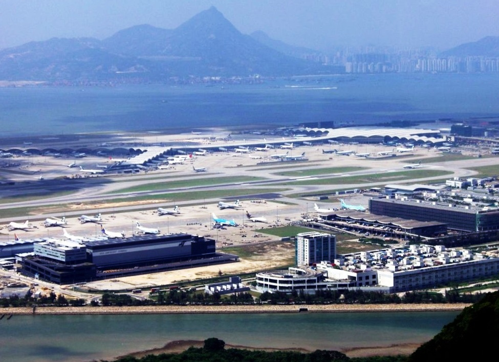 Hong Kong International Airport - Splendid airport