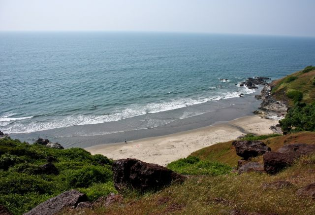 The Arabian Sea - Boundless blue sea