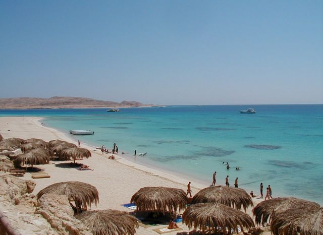 The Red Sea - Hurghada