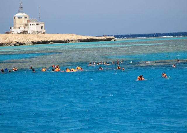 The Red Sea - Relaxing holiday place