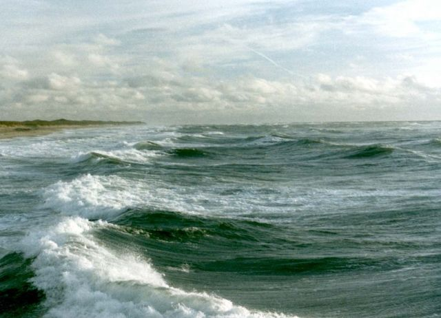 The North Sea -  Coast of Denmark