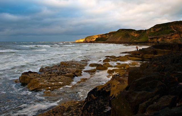 Images The North Sea Coast in Scotland 14364