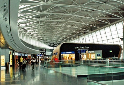Zurich airport the best airports in the world for Interior decoration zurich