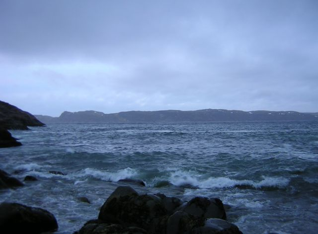 The Barents Sea - Natural beauty