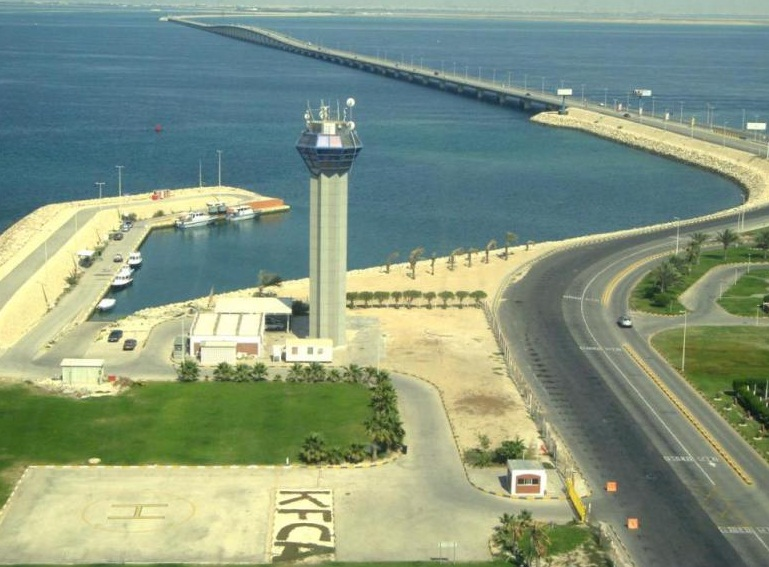 King Fahd Causeway - A Beautiful Bridge