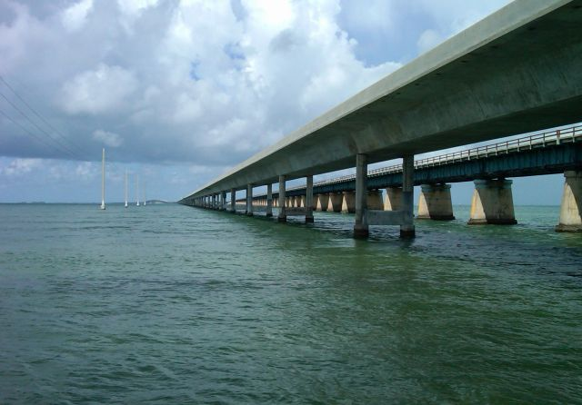 The Seven Mile Bridge - An Engineering Project