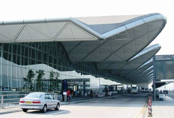Beijing Capital International Airport - Exterior design