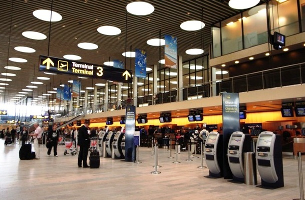 Copenhagen Airport - Beautiful design