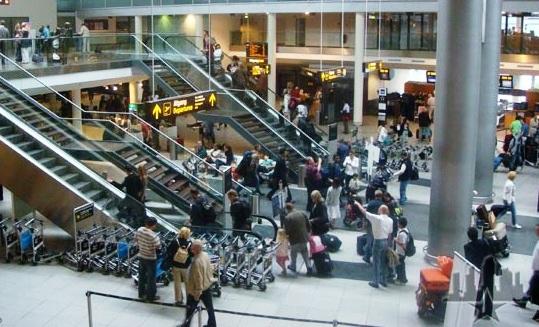 copenhagen airport arrivals