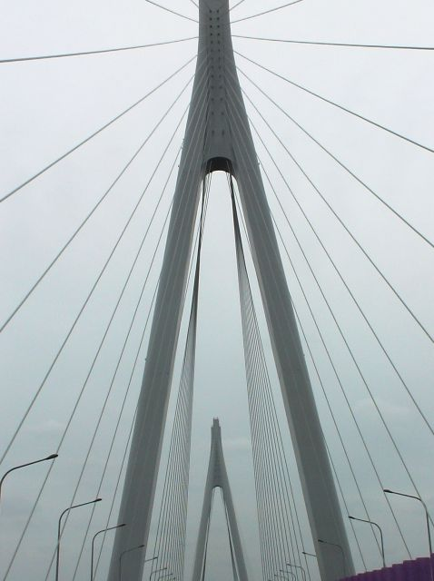 The Hangzhou Bridge  - A Masterpiece