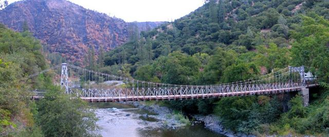 The  Foresthill Bridge  - An Astonishing Bridge