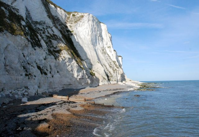 White Cliffs of Dover - Majestic place of England