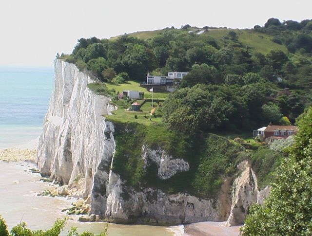 White Cliffs of Dover - The Key to England