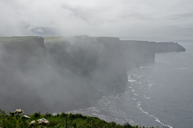 The Cliffs of Moher - Beautiful natural spot