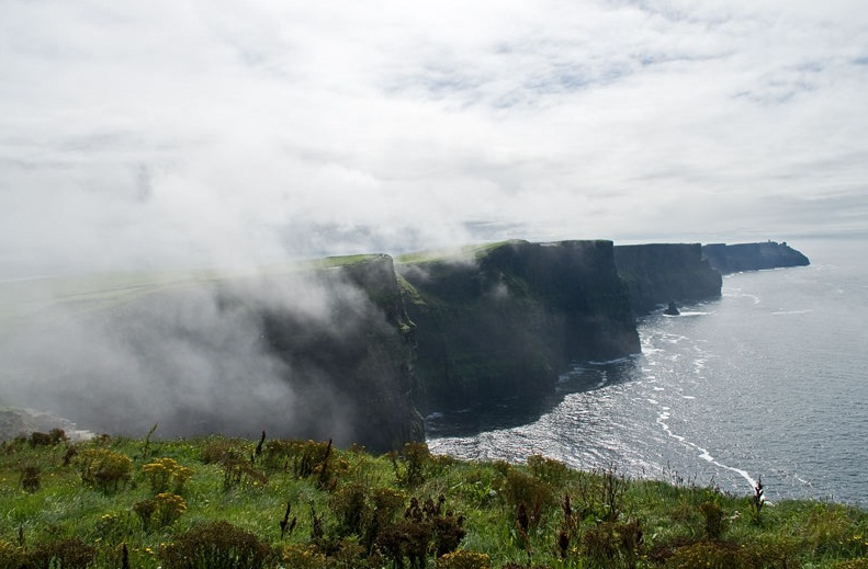 The Cliffs of Moher - Breathtaking view