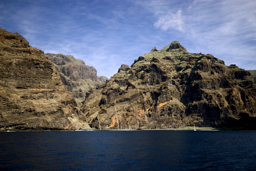 Acantilados de Los Gigantes  - Beautiful scenery