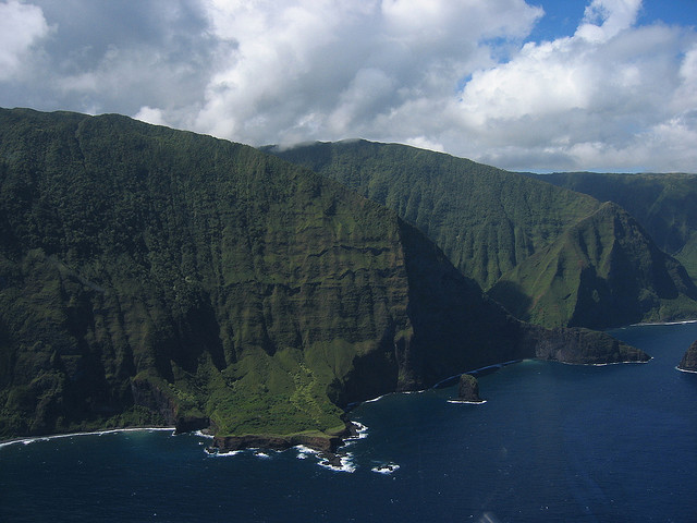 Kalaupapa Cliffs - The world