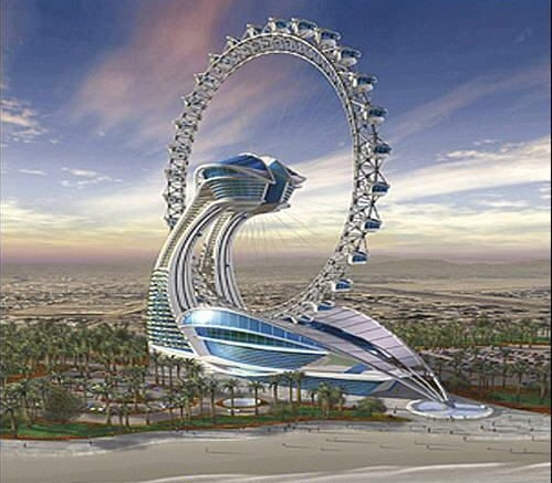 The Diamond Ring Hotel, Abu Dhabi - Something extremely beautiful