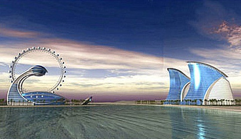 The Diamond Ring Hotel, Abu Dhabi - Wonderful view