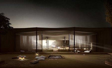 Wadi Rum Desert Lodge, Jordan - In harmony with nature
