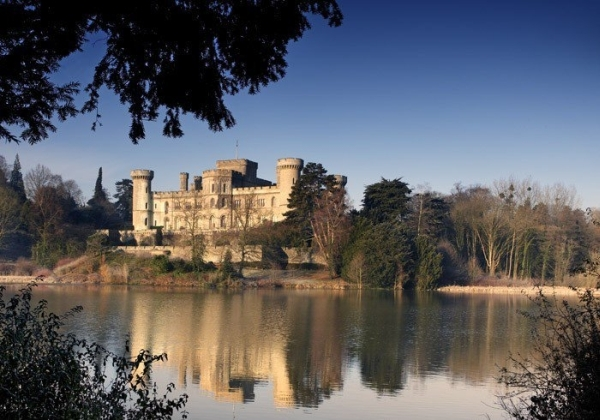 Eastnor Castle, United Kingdom - Popular castle