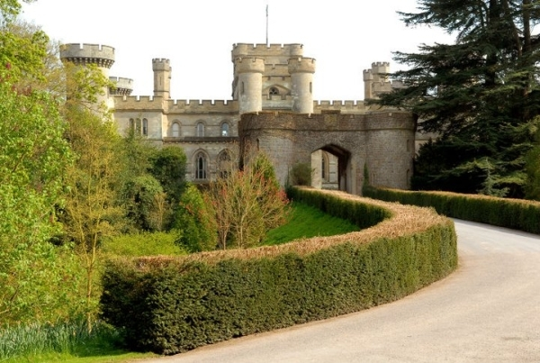 Eastnor Castle, United Kingdom - True beauty and elegance