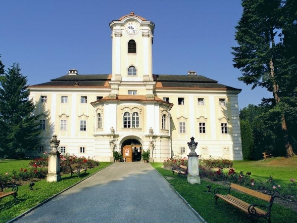 Schlosshotel Rosenau, Austria - Beautiful Austrian castle