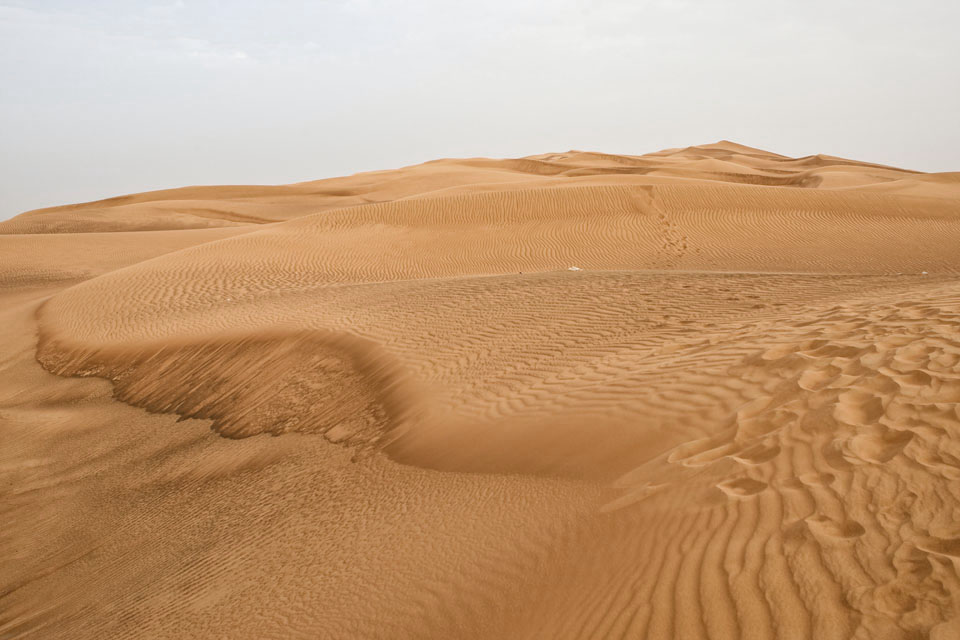 The Arabian Desert The Largest Deserts In The World - Largest desert in the world