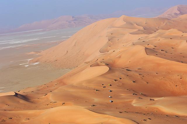 The Rub Al Khali Desert - The Largest Deserts in the World