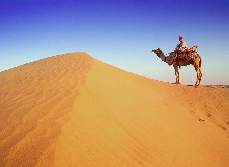The Thar Desert The Largest Deserts In The World - What is the largest desert in the world