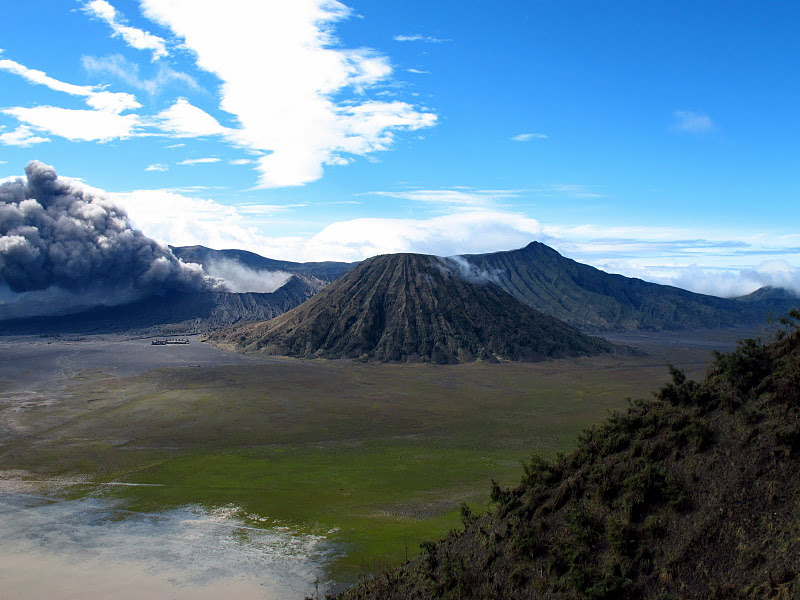 Bromo - Beautiful landscape