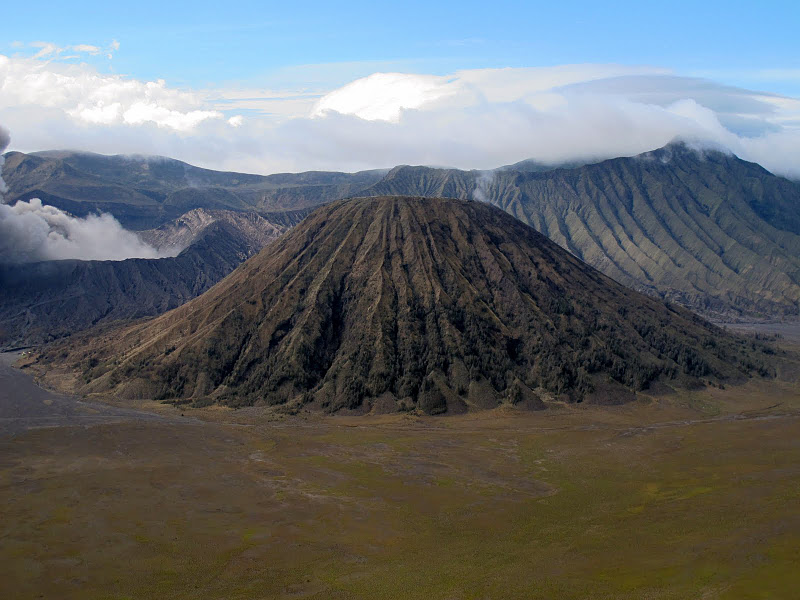 Bromo - Panoramic view